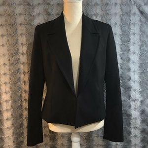 Nine West Blazer Jacket Size 6 Lined Work Career